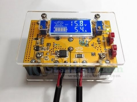 Step down switching module 10A 150W