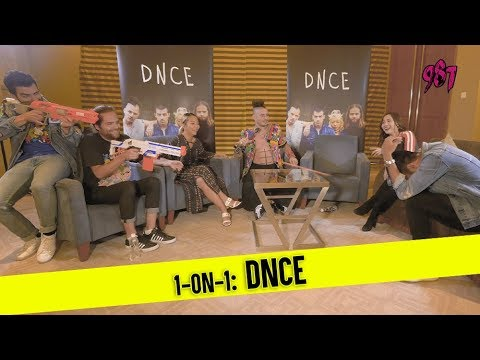 The Shock Circuit Interviews DNCE