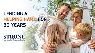 STRONE - Lending a Helping Hand for Over 29 Years