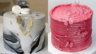 World's Best Cake Decorating Compilation | My Favorite Colorful Cake for Lovers | Yummy Yummy