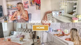 OUR FIRST HOUSE TOUR // NEW BUILD HOME 2018