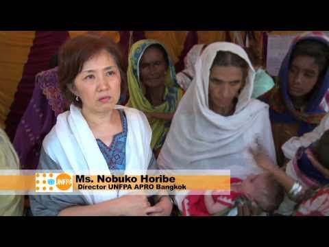 Mega Disasters: UNFPA Giving Life a Chance