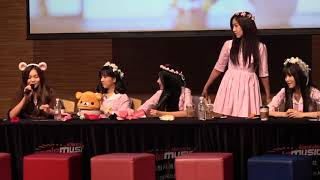 Download Video [ENG] 170930 Gfriend fan sign, whining Eunha, jealous Sowon, cute Umji's Roly-Poly [Part 2 of 4] MP3 3GP MP4
