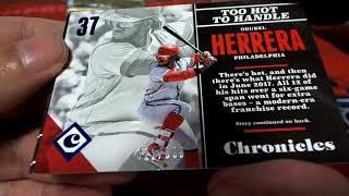 2017 Panini Chronicles Baseball Hobby Box ID 17PACBBPYT201