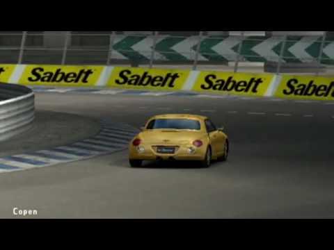 Enthusia Professional Racing Replays (Daihatsu Copen)