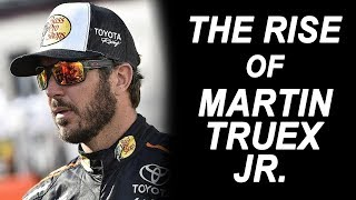 The Unlikely Rise of Martin Truex Jr. to a NASCAR Champion