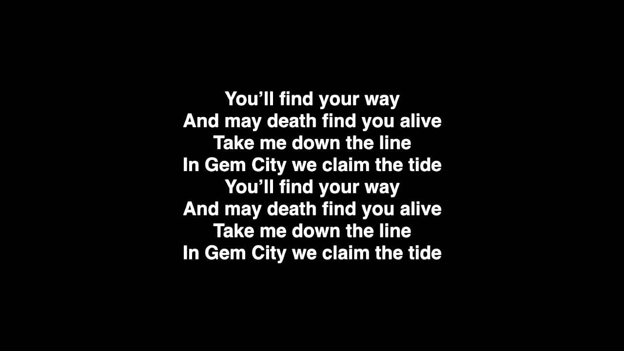 [Lyrics] Uma Thurman -... Uma Thurman Lyrics
