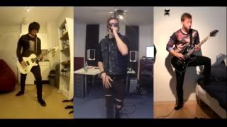 Attila Proving Grounds Vocal Guitar Cover