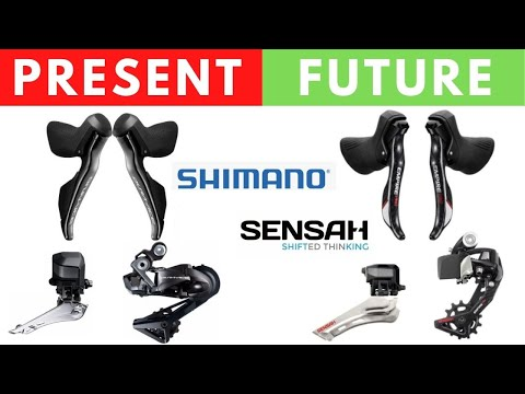 Download Will Sensah Be The Future Of Road Bike Groupsets?