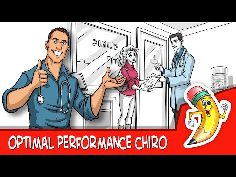 Chiropractor Explaier Video for a Chiropractic Office