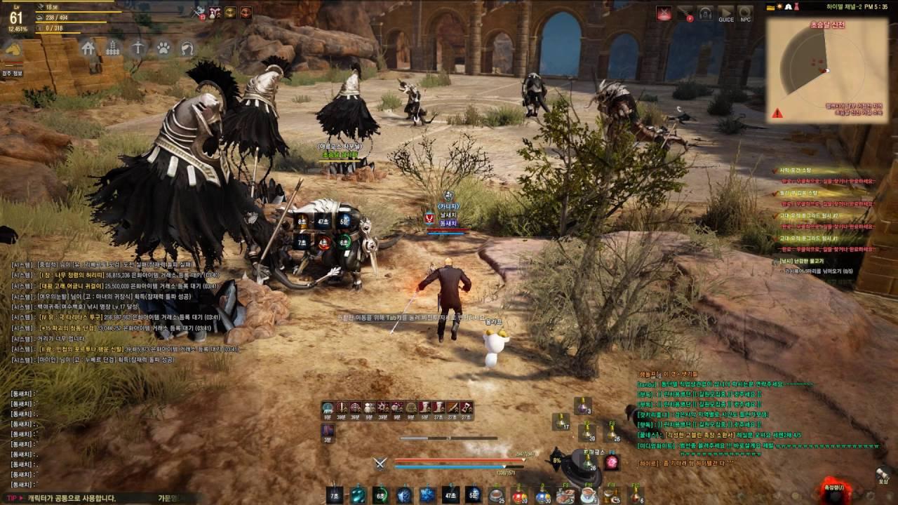 Wizard hit awakened - pve rotation?   Black Desert Online