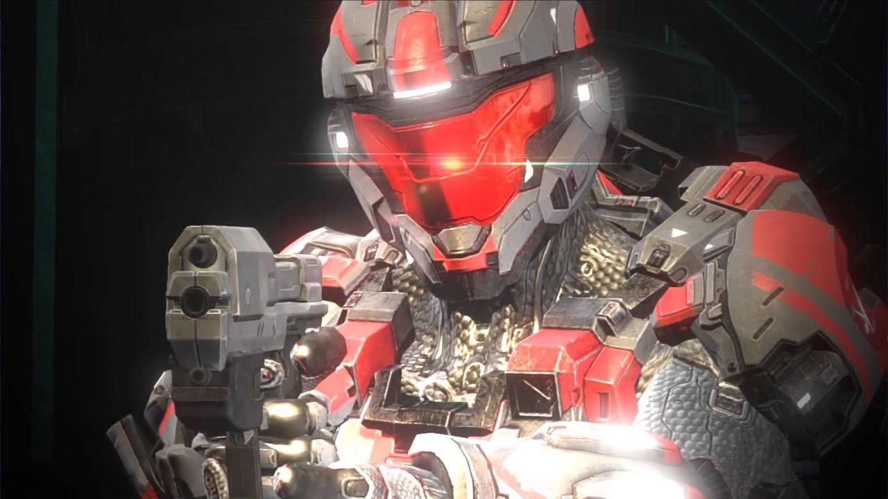 Fall of Zark (Halo 4 Machinima)