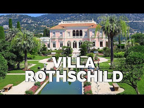 Villa Ephrussi de ROTHSCHILD | Cap-Ferrat  | French Riviera