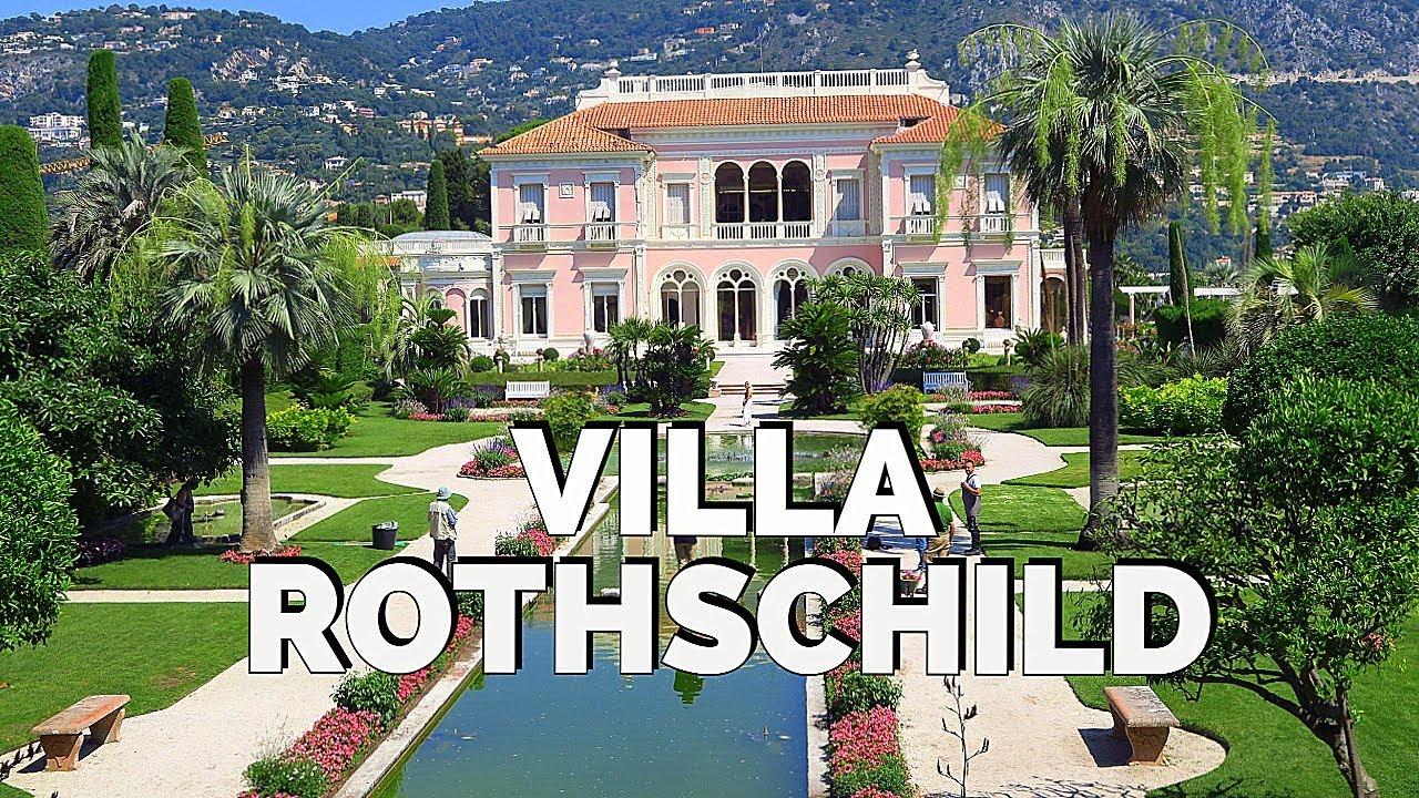 Jardins Ephrussi Rothschild Ferrat Villa Picturesque   www ...