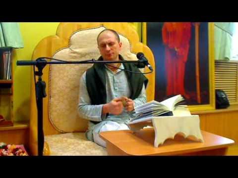 Бхагавад Гита 17.3 - Кришна-Чандра прабху