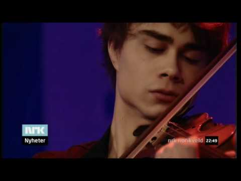 Alexander Rybak  Song from a secret garden