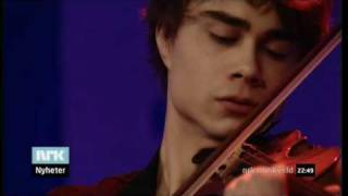Alexander Rybak - Song from a secret garden