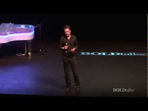 Refugees United - Christopher Mikkelsen - BOLDtalks 2013