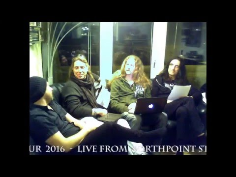 Live Chat: #OnTour 2016