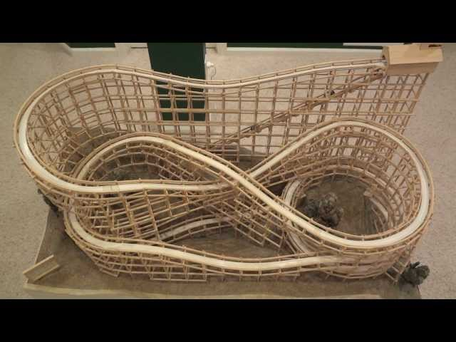Archimedes Marble Rollercoaster The Awesomer