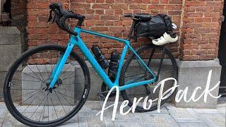 Carbon Bike Rack   Tailfin Aeropack S Rigid Seat Pack Review