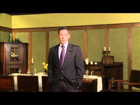 Gustav Stickley and the American Arts and Crafts Movement- Exhibition Tour