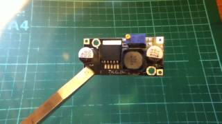 Ridiculously Cheap Voltage Regulator Board uses LM2596 SMPS Chip