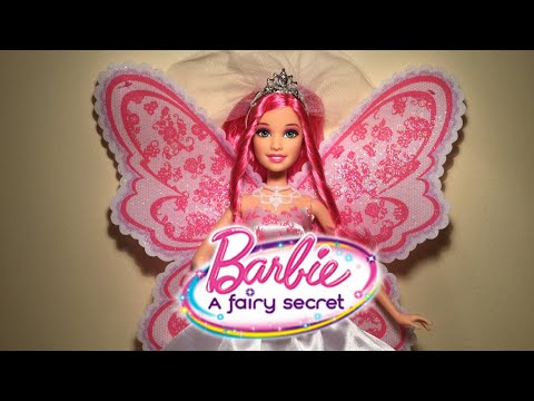 Barbie A Fairy Secret Princess Graciella Doll