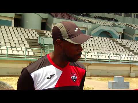 Lawrence talks about selection for Guadeloupe and Martinique matches