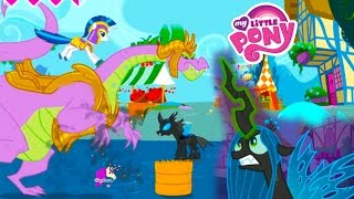 My Little Pony Online Lets Play Game Battle Changelings To Save Equestria MLP Video