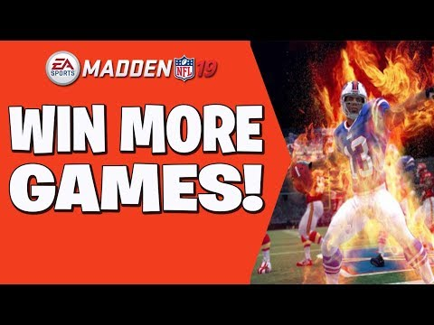 Win More Games With This New Glitch Play!! Madden 19 Tips!
