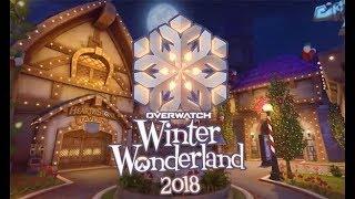 Overwatch Winter Wonderland 2018 COUNTDOWN!