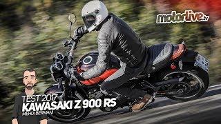 Kawasaki Z900 Rs   Test 2018