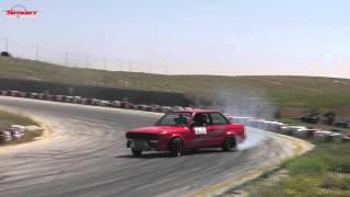 Ahmad Daham - SP Drift Championship - 27 / 04 / 2012