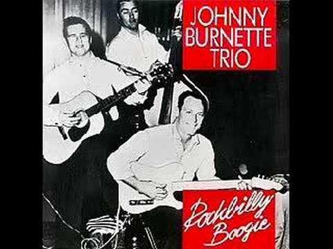 Johnny Burnette - Rock-a-billy Boogie