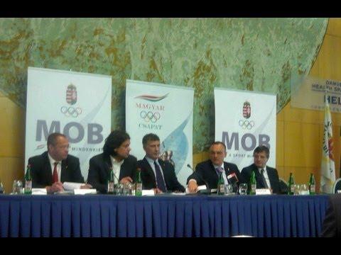 Magyar Olimpiai Bizottság - Rendkívüli Közgyűlés - Alapszabály módosítás -  2013  június 3.