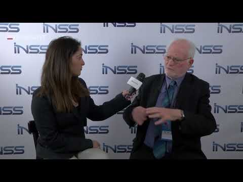 Jerusalem Post interview with Maj. Gen. (ret.) Amos Gilad at INSS Conference 2018