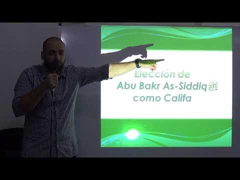 Los Sahaba y la vida Abu Baker As-Siddik 3/3 Tawasul Venezuela