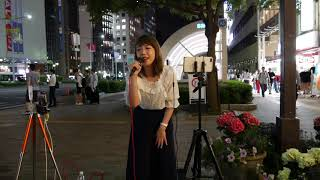 菜々「Missing」(久保田利伸)これ歌って終わります、namasteありがとう...