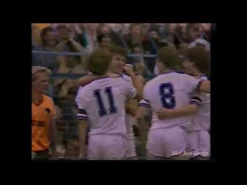 Leeds United Movie Archive - Leeds V Wolverhampton Wanderers -1984-85 - Goal & Footage