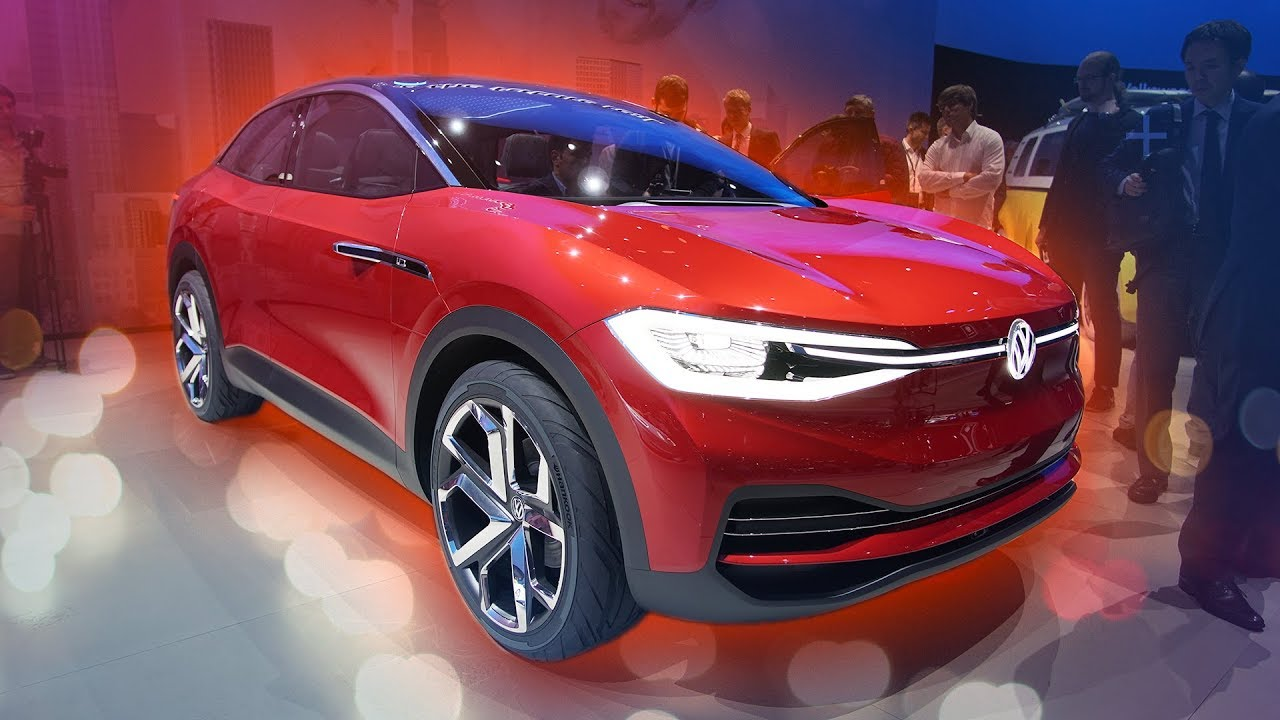 What Is A Crossover Suv >> VW ID Crozz 2: Volkswagen's new electric crossover is HOT ...