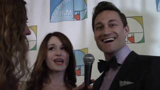 Video New Media Film Festival Red Carpet Interview with Non Transferable Feature Film download MP3, 3GP, MP4, WEBM, AVI, FLV September 2018