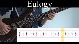 Download Eulogy (Tool) - Bass Cover (With Tabs) by Leo Düzey Mp3 and Videos