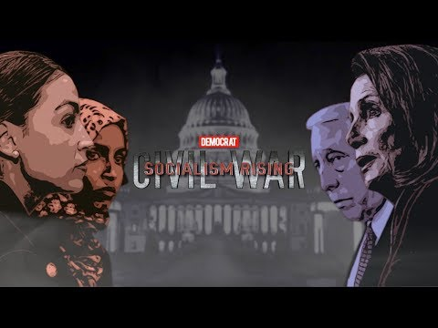 The Jay Weber Show - WATCH: RNC 's New Video Blasting Pelosi, AOC for Their Continuous Civil War