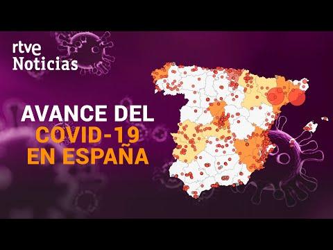 AUMENTAN los CONTAGIOS en Cataluña, Andalucía, Castilla y León y Murcia | RTVE