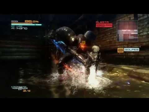 Speed Reseña Metal Gear Rising Revengeance