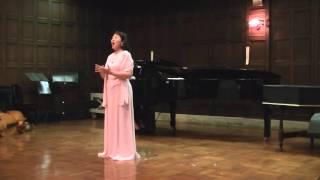 """F. Schubert : Aus dem westöstlichen Divan von Goethe ズライカの歌I""""..."""