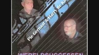 Pie Gernaat & Harry de Kok met De Oude Straatmuzikant.wmv