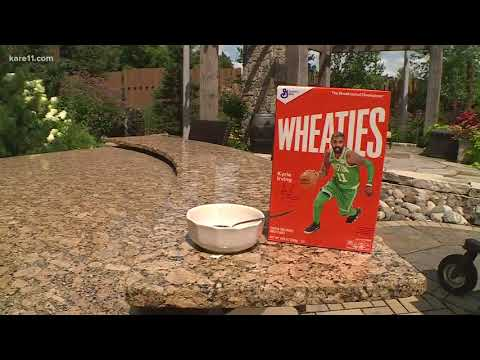Where Are The Wheaties? Breakfast Of Champions Goes MIA
