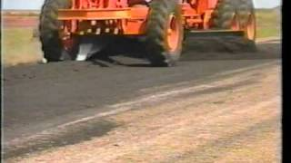 Maintaining Asphalt Roads: Blade Patching